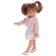 Кукла Antonio Juan Эльвира летний образ, рыжая, 33см