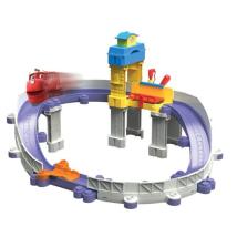 Игровой набор Chuggington Die-Cast Ремонтная станция lc54226