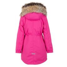Куртка-парка для девочек EDINA K21671/266 Зима