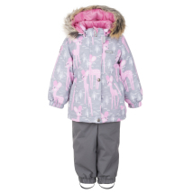 Комплект для девочек MINNI K21413/1152 Зима
