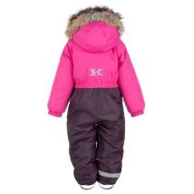 Комбинезон для девочек KERT K21421/266 Зима