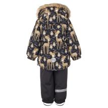 Комплект для девочек MINNI K21413/4220 Зима