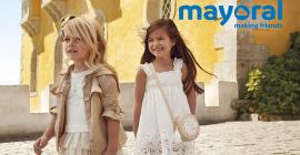 Новая коллекция Mayoral Весна-лето 2019 г.