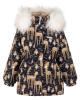 Куртка-парка для девочек EMMA K21431/4220 Зима